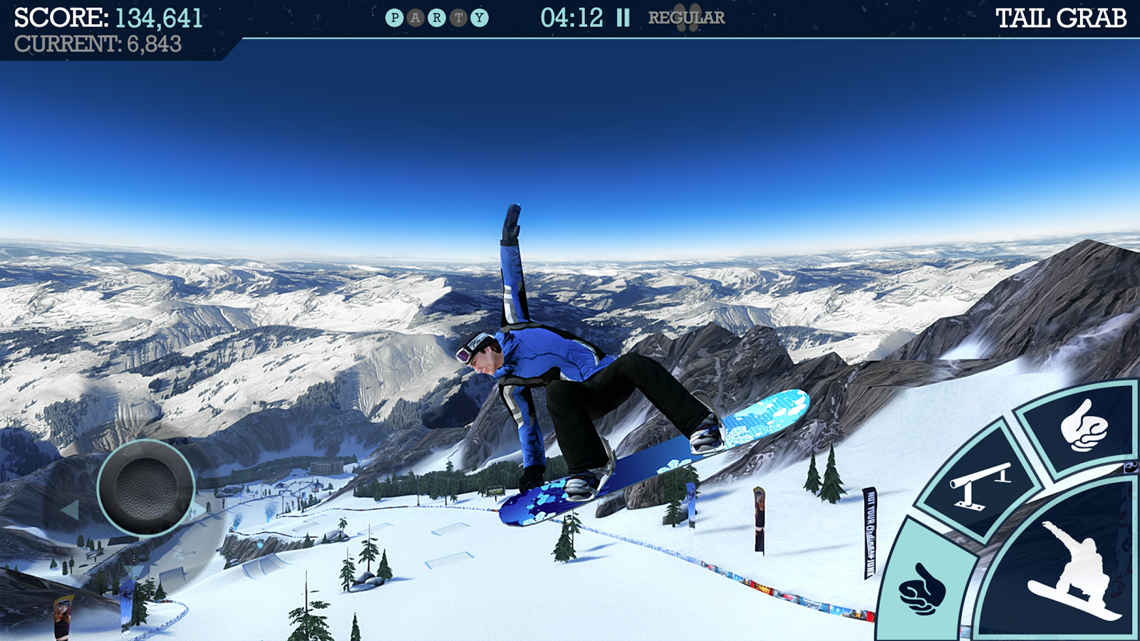 Snowboard Party Screenshot 8