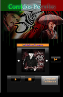 Screenshot of Mexican Music Mp3