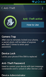 App AVG AntiVirus for Samsung™ apk for kindle fire