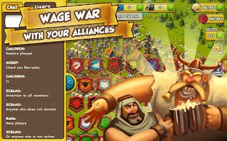 Screenshot of War of Mercenaries