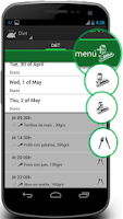 Screenshot of 4F2 Diet Exercises & Fitness