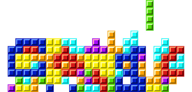 25 Years of Tetris – courtesy of Tetris Holding, LLC