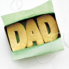 Dad Sugar Cookies