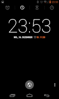 Screenshot of BetterKat CM11 Theme Orange