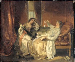 RIJKS: David Bles: painting 1899