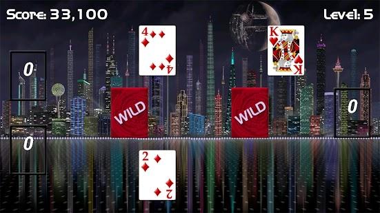 Blackjack tcl