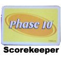 Phase 10 ScoreKeeper No Ads icon