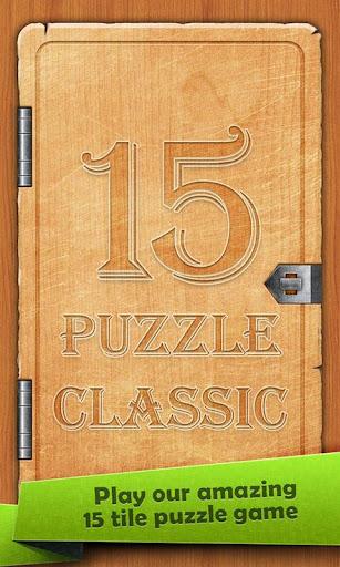 15 Puzzle Classic