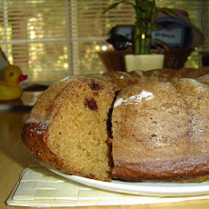 Dannon Low-Fat Apple Spice Cake