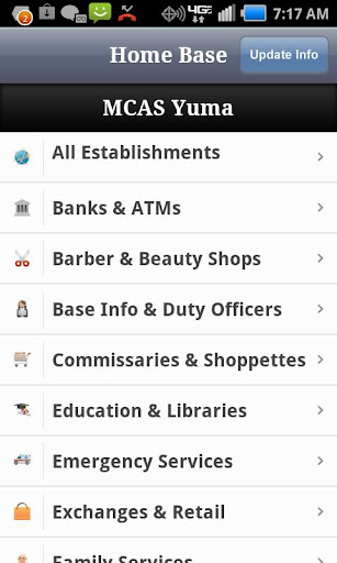 【免費書籍App】MCAS Yuma Directory-APP點子