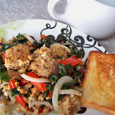 Basic Scrambled Tempeh