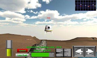 Screenshot of Space Lander