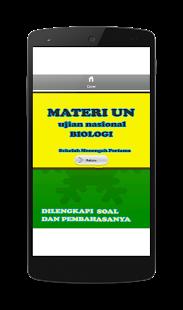 Soal Un Smp Biologi Lengkap Apk For Bluestacks Download