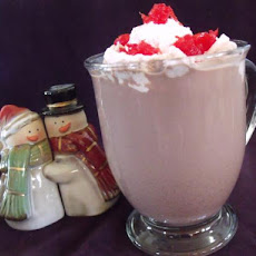 Cherry Cordial Hot Chocolate