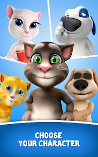 Download Android App Talking Tom for Messenger for Samsung