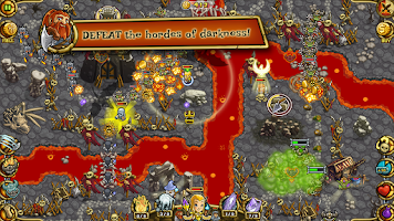 Screenshot of Guns'n'Glory Heroes