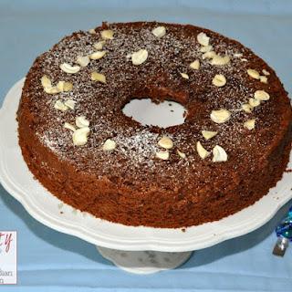 Vanilla Chiffon Cake Chocolate Recipes