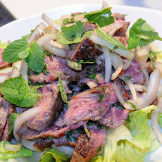 Thai Beef Salad Named Jack