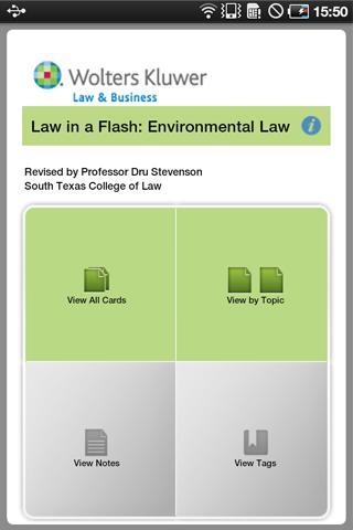 LIAF: Environmental Law