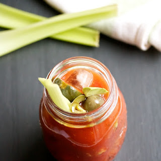 Secret Ingredient Bloody Marys