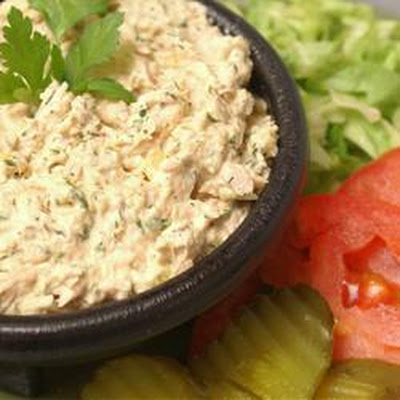 Barbie's Tuna Salad