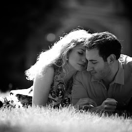 I love you! by Raul Morillo - People Couples