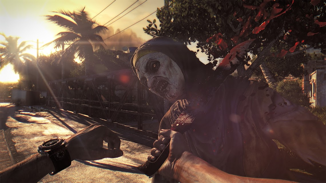 Techland shows off their new physically-based lighting system for Dying Light