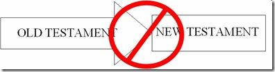 NT not fulfillment of OT
