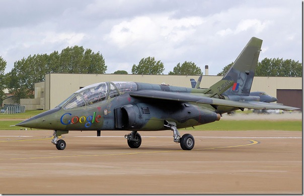 Google avión de combate