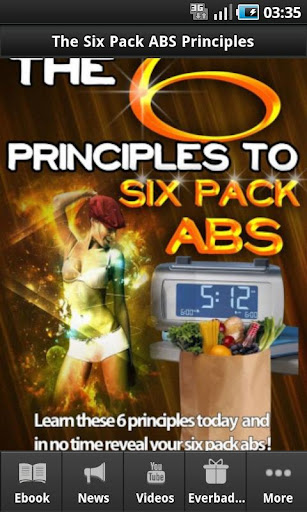 The Six Pack ABS Principles