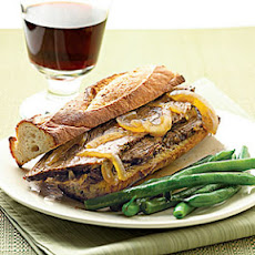 Roast Beef French Dip Sandwiches