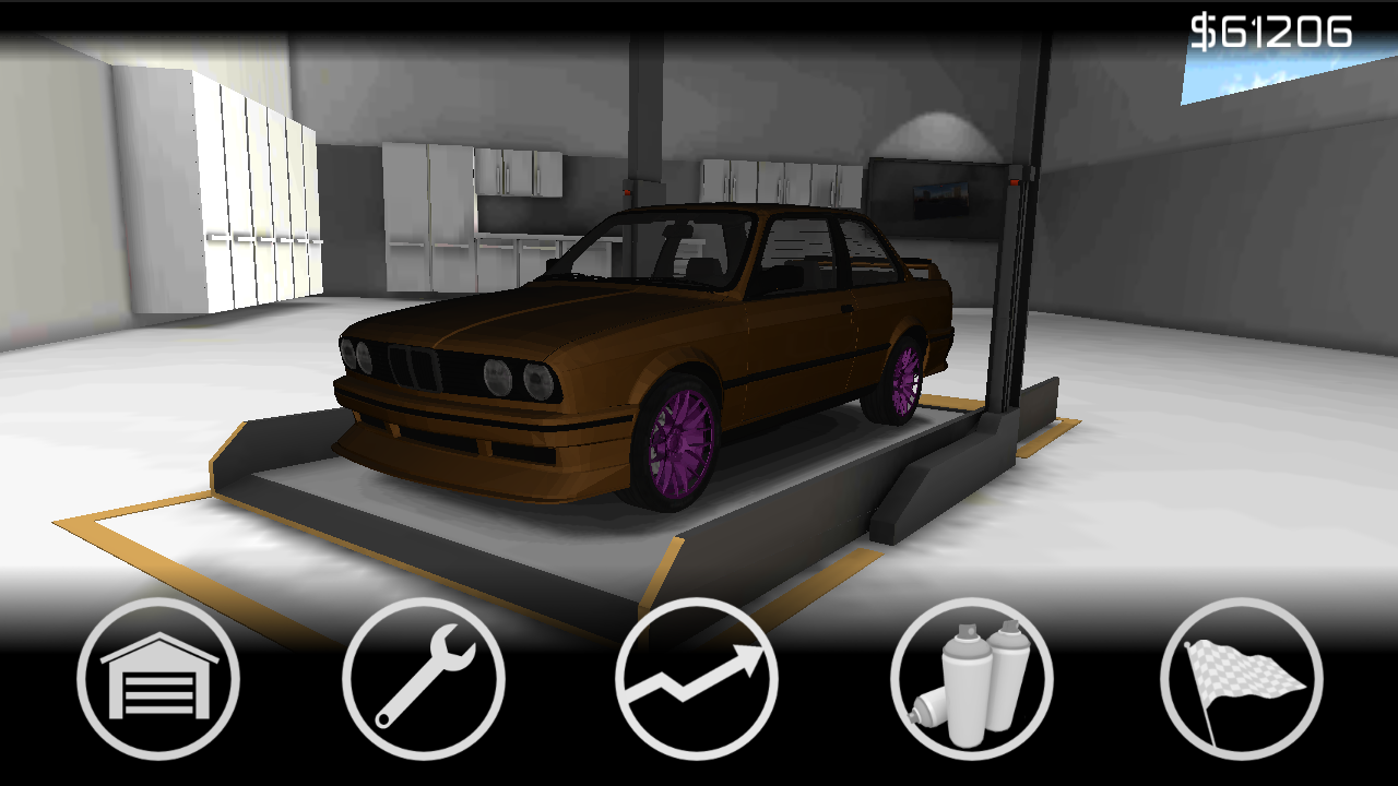 Drifting BMW 2 : Car Racing Screenshot 4