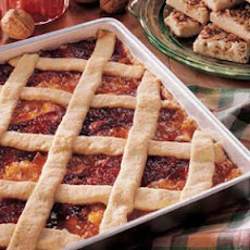 Lattice Fruit Bars