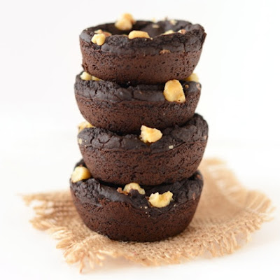 Vegan Gluten Free Black Bean Brownies