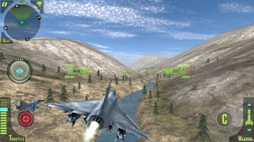 Screenshot of GUARDIANS OF THE SKIES