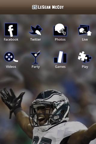 【免費運動App】LeSean McCoy official app-APP點子