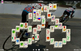 Screenshot of Mahjong Sports - Free