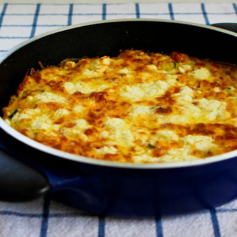 light spinach and feta frittata recipe dishmaps feta light spinach ...