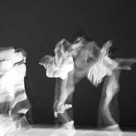 Dance by Tasos Triantafyllou - People Couples ( bw, dance,  )