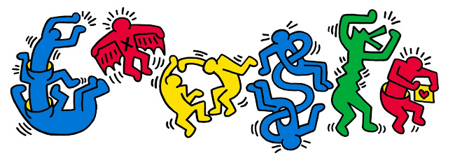 Keith Haring's 54th Birthday