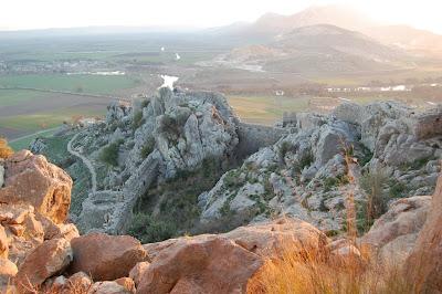 Adana Y�lan Kale - Tarihi Yerler