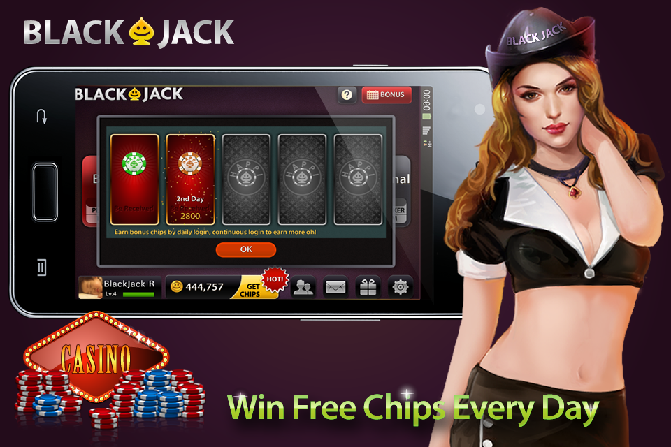 BlackJack 21— Free live Casino Screenshot 9