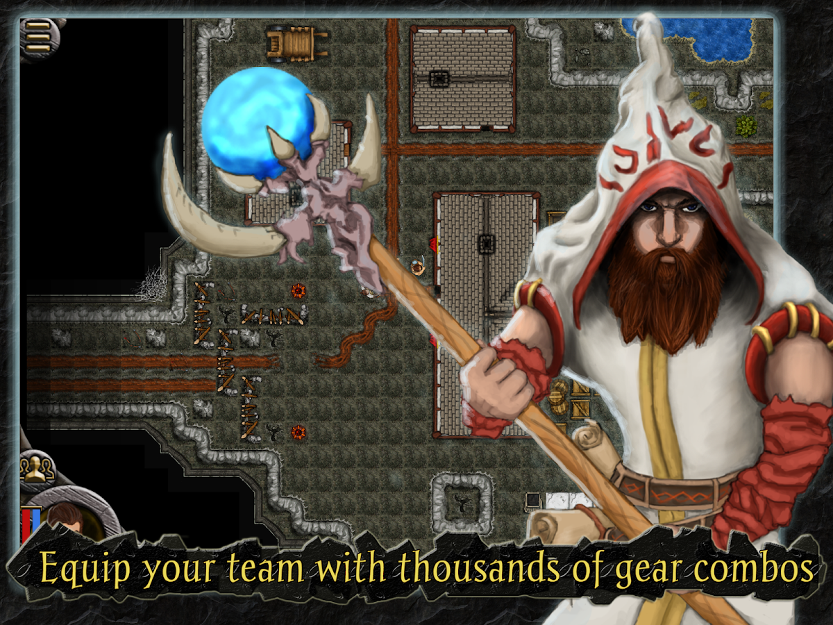 Heroes of Steel RPG Elite Screenshot 12
