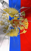 Screenshot of Russia flag free livewallpaper