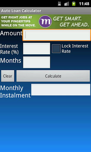 Auto Loan Rule 78 Calculator