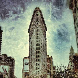 The Flatiron .... by Kristian Jøraandstad - Buildings & Architecture Office Buildings & Hotels
