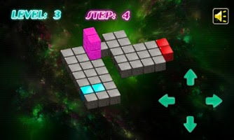 Screenshot of Bloxorz 3D