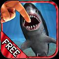 App Shark Fingers 3D Aquarium FREE APK for Windows Phone