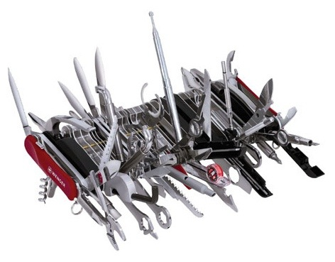 Extreme Swiss Knife