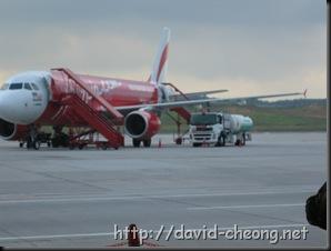 Air Asia Air Bus